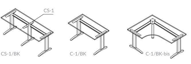 Rodzaje zabudowy C-1