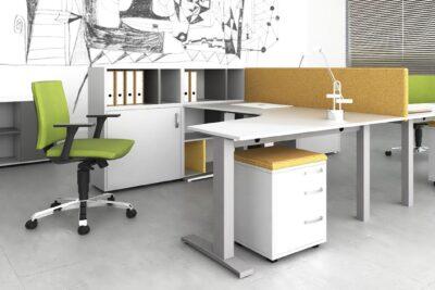 Stelaże do stołów konferencyjnych