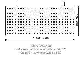 OB - Osłona biurka