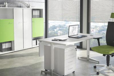 Stelaże do biurek