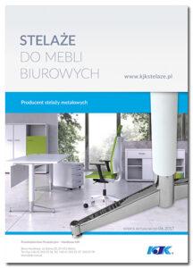 Katalog KJK Stelaże 2020
